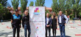 Ayuntamiento, AICOSLA y Policía Local, comprometidos con la seguridad vial entre los más jóvenes