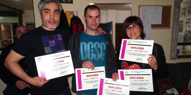La Asociación Gastronómica La Juma celebra su VI Concurso de Pinchos
