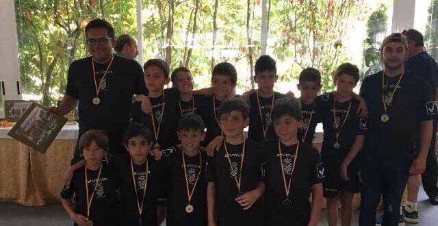 El C.D Laguna, tercero en el XXI Torneo Ciudad de Ponferrada