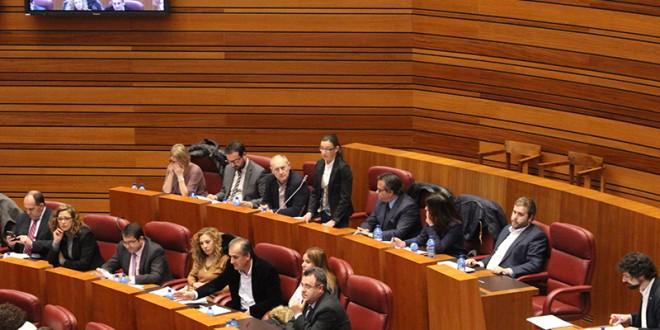 El PSOE reclama a las Cortes las inversiones que tenían comprometidas para Laguna desde 2007