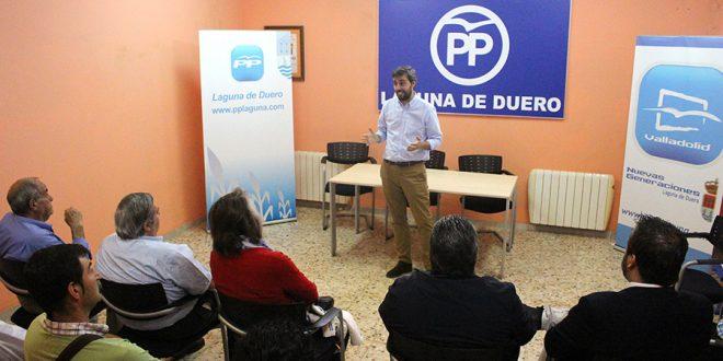 """Borja García Carvajal: """"Apostamos por un Partido Popular participativo, transparente y renovado"""""""