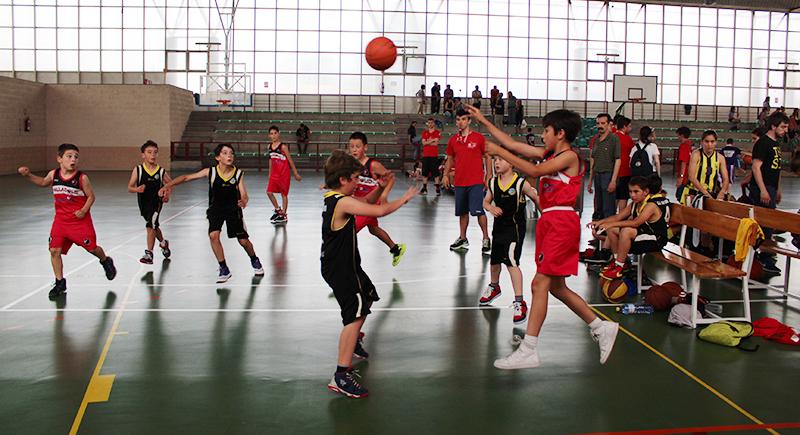 Récord de participación en el XIX Día Nacional del Baloncesto