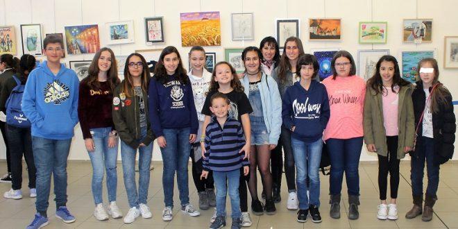 Dos jóvenes de Laguna brillan en el XII Certamen de Pintura de la Unión Artística Vallisoletana