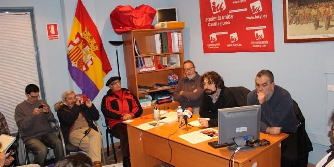IU en las Cortes presenta tres alegaciones a los presupuestos concernientes a Laguna
