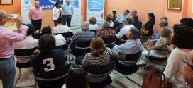 El actual presidente de la Diputación Provincial ya es presidente del Partido Popular en Valladolid