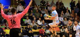 Luis Cano, un lagunero en la élite del balonmano nacional