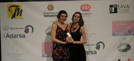 Cristina  Herreras se hace con el premio de moda del centro profesional Temat