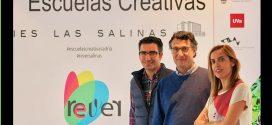 Ferran Adrià premia al I.ES Las Salinas por su creatividad e innovación