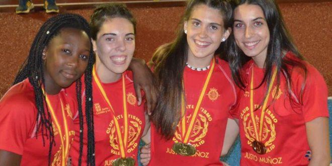 Laura Martín del Pozo se proclama campeona de España en Getafe