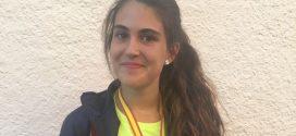 Laura Martín del Pozo cierra la temporada con una nueva plata