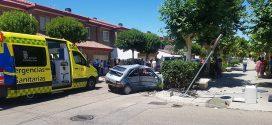 Una fallecida y un herido grave en un aparatoso accidente de tráfico