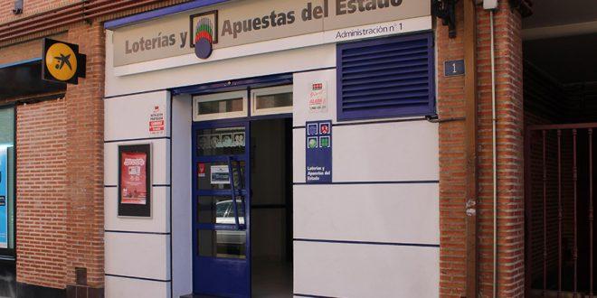 La Lotería deja parte de un premio dotado con 120.000 euros en Laguna