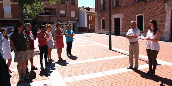 Laguna recuerda a Miguel Ángel Blanco y a todas las víctimas del terrorismo
