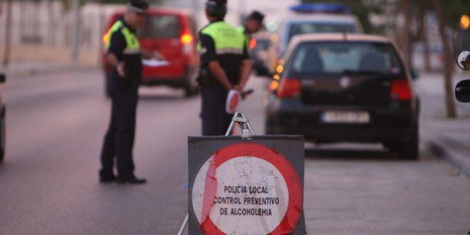 Procesada una joven al triplicar la tasa de alcoholemia tras colisionar su vehículo