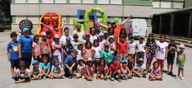 76 menores disfrutan del programa 'Mejorando tu Verano'