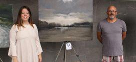José Reyes se lleva el XXXVIII Certamen de Pintura Rápida