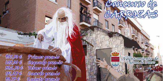 Abierto el plazo de inscripción para el concurso de carrozas de las patronales