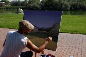 Los certámenes de pintura rápida 'pinta mi pueblo' e infantil de pintura y dibujo repartirán 2.100 euros en premios