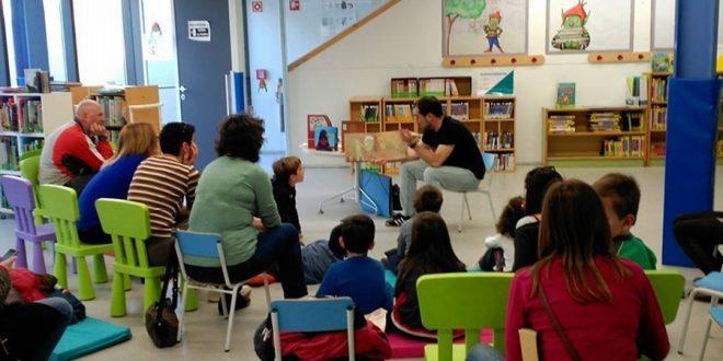 La biblioteca municipal vuelve a potenciar la lectura de los más pequeños