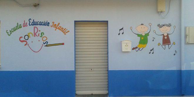 La escuela infantil Sonrisas organiza una colecta para las víctimas de Mexico