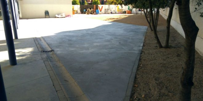 Las Cortes instan a la Junta a instalar un parque infantil en el CEIP Los Valles