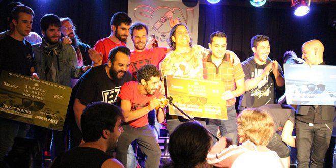 'Sez' se lleva el concurso 'Summer is music' de la sala Porta Caeli