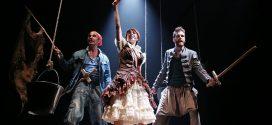 Fin de semana de circo y teatro musical en la Casa de las Artes