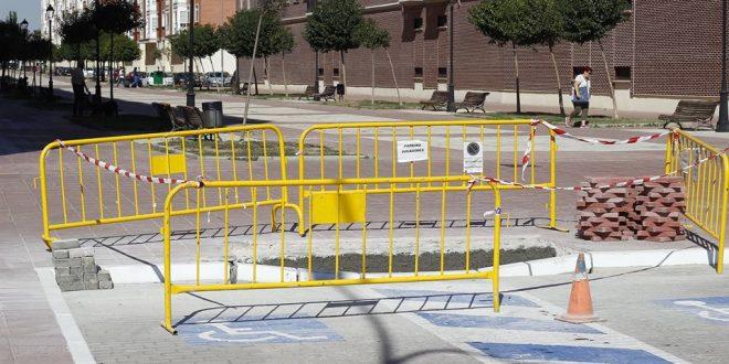 El Ayuntamiento ejecuta varias actuaciones de mejora de calles
