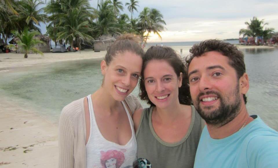 """Sara Vaquerizo: """"En Panamá es más facil conciliar la vida laboral y familiar"""""""