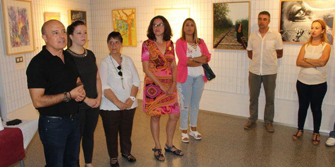 La Casa de las Artes acoge la exposición colectiva 'Refugiados'