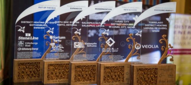 El barrio de Torrelago , premiado globalmente por su sistema de calefacción de distrito