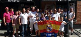La Peña Madridista alcanza el medio centenar de socios