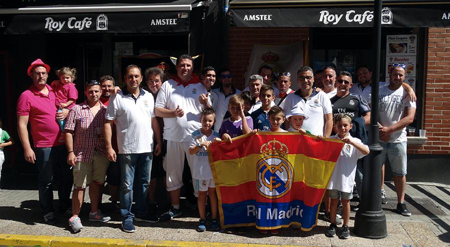 Últimos días para asociarse a la Peña Madridista de Laguna
