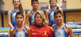 Los hermanos Toribio ponen rumbo al mundial de trampolín en Bulgaria