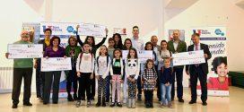 La 8ª edición de 'Laguna Court' supera su cifra récord de donación con 6.832 €