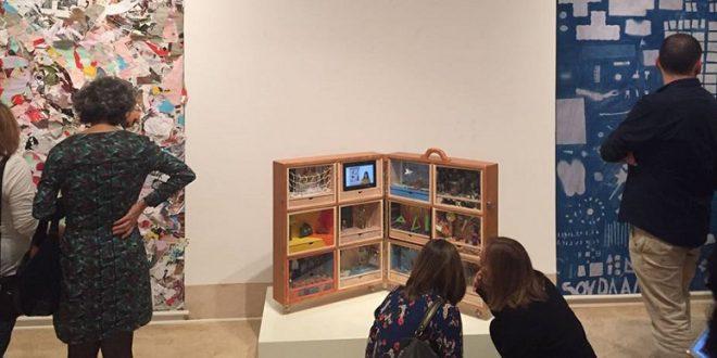 """El CEIP Ntra. Sra del Villar """"cuelga"""" sus obras en el Museo Thyssen"""