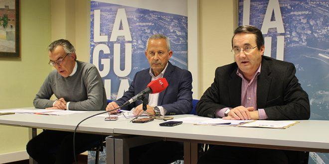 Independientes, socialistas y Ciudadanos firman un plan de inversiones de 34.970.000 euros