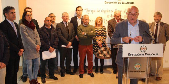 La Diputación presenta su Belén Bíblico Monumental y los Belenes Vivientes de la provincia