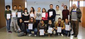 Finaliza el Programa de formación en competencias básicas