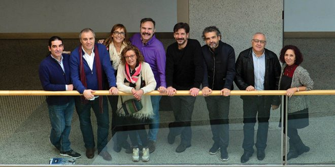 El responsable cultural de la Casa de las Artes entra en la Junta directiva de la Red Española de Teatros
