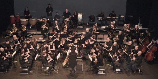 La Banda Sinfónica de Laguna actúa este domingo junto a 'Mocedades'