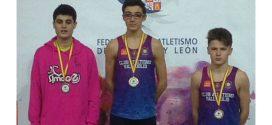 Fernando Vara, campeón autonómico en Pruebas Combinadas