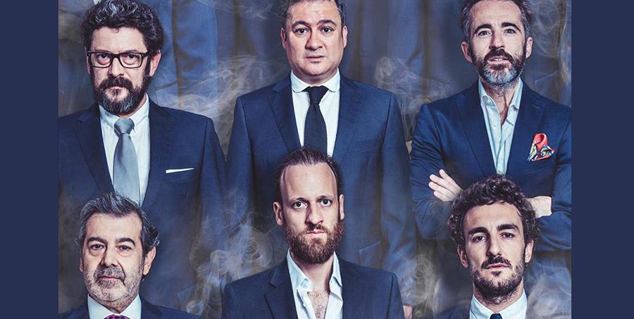 'Smoking Room', primera apuesta teatral de la nueva temporada de espectáculos
