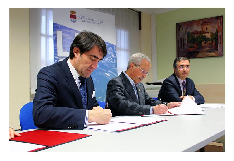 La Junta y el Ayuntamiento mejoran la gestión coordinada de las viviendas de alquiler social