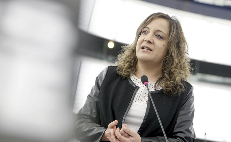 Iratxe García impartirá en Laguna una ponencia sobre los retos de Europa
