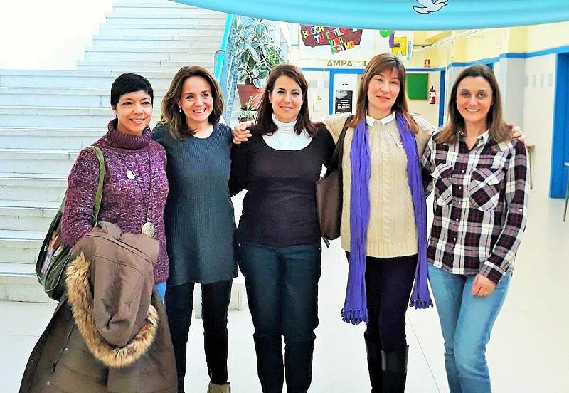 El CEIP Ntra Señora del Villar busca mejorar su práctica docente en bilingüismo