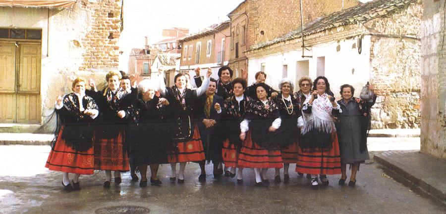 Las Águedas, la primera asociación solidaria entre mujeres del municipio
