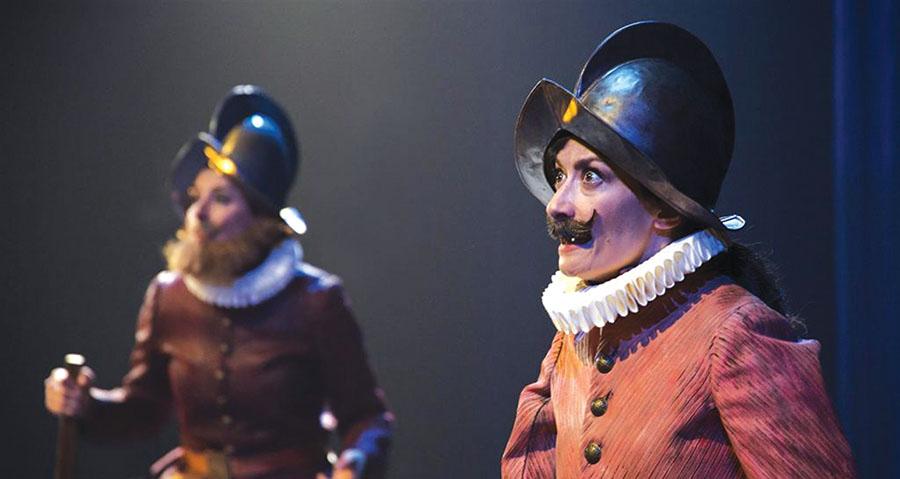 La mejor comedia teatral y la magia invaden la Casa de las Artes