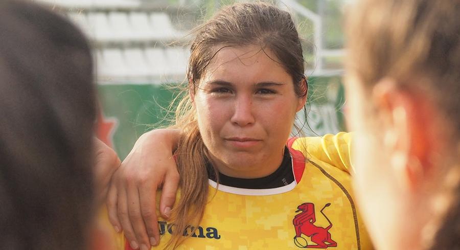 """Elisa Castro: """"El Chami es mi familia, donde he crecido personal y deportivamente"""""""