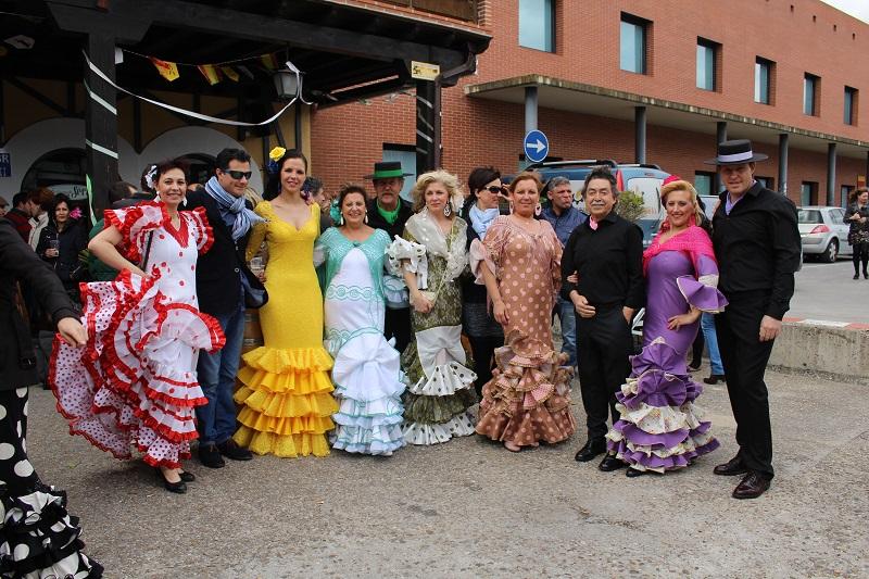 Todo preparado para celebrar este fin de semana la Feria de Abril en el Restaurante Sera